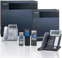 Image result for Tổng Đài IP Panasonic KX-TDE100 - 8 Vào 24 Máy Lẻ